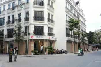 Bán lô góc shophouse KĐT Sudico - The Manor, DT 165m2 x 5 tầng, cho thuê 150 triệu/tháng