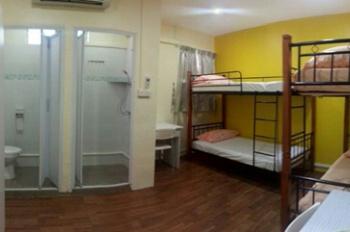 Còn trống 2 giường Ký túc xá đầy đủ tiện nghi rộng 40m2 đối diện ĐH Bách Khoa