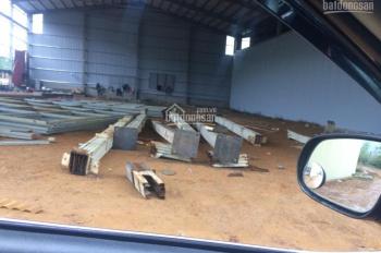 Cho thuê 1000m2-5000m2 kho xưởng mới dựng cuối Đại lộ Thăng Long giá 35.000đ/m2/th. LH 0934583385
