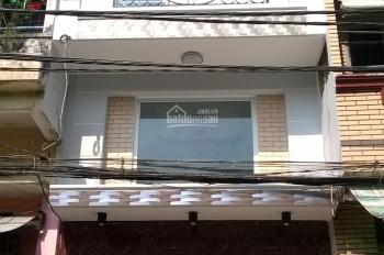 Cho thuê nhà 27A Bùi thị Xuân, quận 1, 5x25m, 3 lầu
