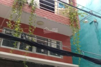 Bán nhà đường 34/80 Trần Bình Trọng, hẻm 4m cách MT 10m, giá rẻ nhất con đường này chỉ có 4.6 tỷ