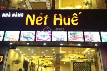 Cho thuê nhà 159 Thái Hà, 120m2 - 185m2, MT 8m, showroom thời trang shop spa, 100 tr/th. 0934406986