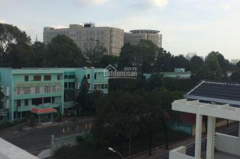 Cho thuê nhà nguyên căn mặt tiền Nguyễn Kiệm, Gò Vấp, 8PN, 10WC, TM, trệt 4 lầu 4x30m, lâu dài