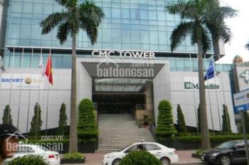 Cho thuê văn phòng ở mặt đường Hoàng Quốc Việt, diện tích 400m2