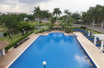 Bán nhà Mega Ruby, DT 5x20m, view hồ bơi, 2 mặt tiền, căn đẹp nhất DA, full nội thất, giá 7.5 tỷ