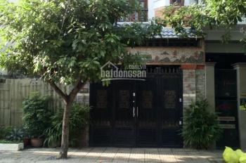 Cho thuê nhà đường lớn Tân Sơn Nhì (4x17m), 1lầu đẹp, 2 phòng ngủ, giá 12 triệu