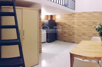 Căn phòng có gác full nội thất, nhà mới xây, quận Tân Bình, gần sân bay, Hoàng Văn Thụ