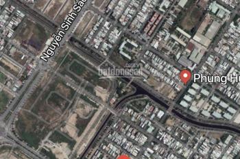 Cần bán lô đất MT đường Phùng Hưng, Liên Chiểu, Đà Nẵng, đường 10,5m, thông biển tiện kinh doanh