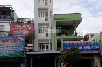 Cho thuê nhà nguyên căn mặt tiền Nguyễn Kiệm, Gò Vấp, 8PN, 10WC, thang máy, trệt 4x30m, lâu dài