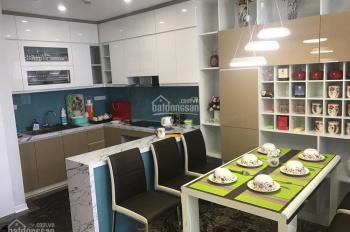 Cho thuê căn hộ tại D'. Le Pont D or, Tân Hoàng Minh, 36 Hoàng Cầu 126m2, 3PN, giá 17 triệu/tháng