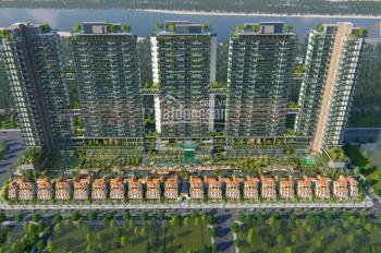 Shop tầng đế thương mại DT từ 75m2-120m2/sàn + 3 tầng, siêu hot cho giói đầu tư-Crystalriver
