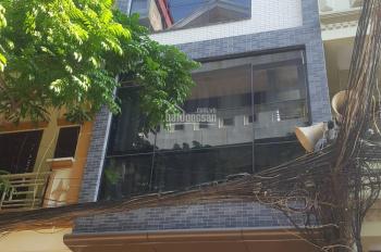 Cho thuê nhà ngõ 187 Mai Dịch. Diện tích 45m2, 5 tầng, ô tô vào được, đủ nội thất