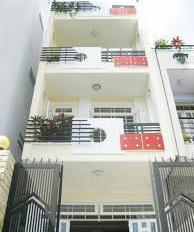 Nhà hot, CHDV hostel Nguyễn Thái Bình, quận 1. Dt 4.2x18m, 4 lầu, thu nhập 80tr/th, giá 14.5 tỷ