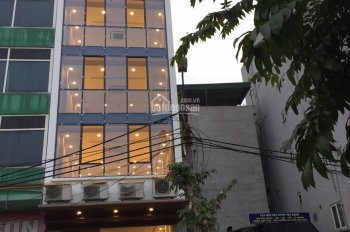 Nhà mặt phố xây 9 tầng tại Nguyễn Ngọc Vũ, Cầu Giấy. MT 5m, giá 29.8 tỷ, LH 0984056396