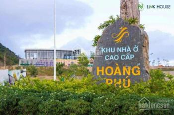 Chính chủ cần bán đất đẹp đô thị dự án Hoàng Phú Nha Trang, Khánh Hòa