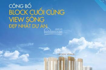 Bán căn góc 3PN view sông Sài Gòn, liền kề Phú Mỹ Hưng quận 7, chỉ 3ty/căn 86m2, LH: 0938138349