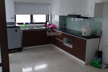 Cho thuê nhà riêng nguyên căn ngõ 34 Vạn Bảo, Ba Đình. DT 70m2 x 4T, MT 4,5m, giá 22tr/th