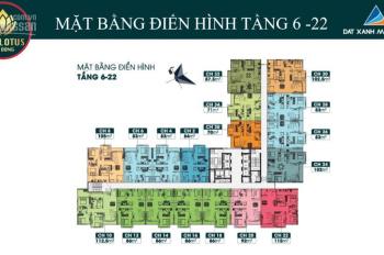 Kinh doanh CĐT dự án TSG Lotus Sài Đồng nhận đặt chỗ đợt 1 giá ưu đãi chỉ dành cho 50 căn đầu tiên