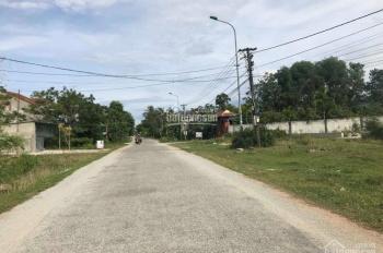 Cần bán đất kiệt 85 Trưng Nữ Vương trung tâm Phú Bài, mặt tiền 10m, chỉ 3,9tr/m2