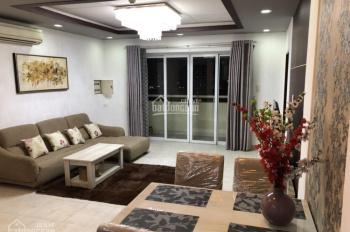 Cần cho thuê căn hộ Hùng Vương Plaza 3PN full nội thất