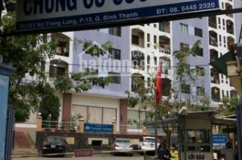 Anh bán CC Cửu Long, 82m2, 2PN, NTCC lầu 6 lô A, giá chốt 2.75 tỷ tặng toàn bộ nội thất cao cấp