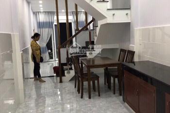 Cho thuê nhà nguyên căn đường Vũ Tùng, P. 12, Q. Bình Thạnh, giá 15 triệu/tháng. LH: 0961657535