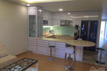 Hot! Cho thuê căn hộ cao cấp tại D2 Giảng Võ, Ba Đình 94m2, 2PN view hồ giá 14 triệu/tháng