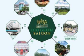 Bán căn hộ Eco Green Sài Gòn Quận 7, LH PKD dự án: 0902900627