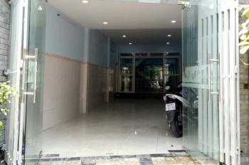 Nhà nguyên căn mặt tiền đường Bùi Quang Là rộng 10m quận Gò Vấp, 18tr/tháng, 4*20m, 1 trệt 2 lầu