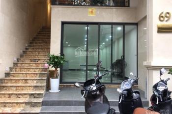 Đi xem ngay nhà mặt phố Nguyễn Trường Tộ 102m2 x 9 tầng, mt 5.2m, thông sàn. Gọi 0976.075.019