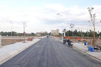 Bán đất nền dự án Bình Mỹ Center mặt tiền TL9, ngay cầu Rạch Tra Quận 12, SHR, thổ cư 100%, XDTD