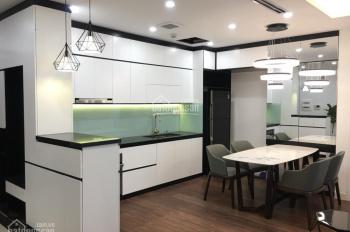 Cho thuê gấp căn hộ chung cư Hapulico Complex 128m2, 3PN, full đồ, 15 tr/tháng - 0915 351 365
