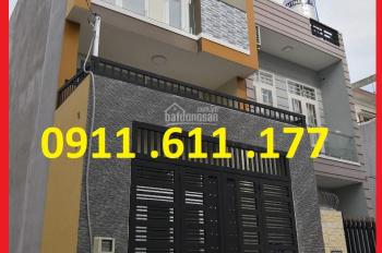 Nhà 1 trệt 1 lầu, cần bán ngay đường Bưng Ông Thoàn, nhà xây mới, LH 0911611177