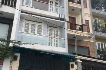 Nhà rộng 5x20m hẻm xe hơi cho thuê Đ. Nguyễn Thái Sơn, Q. Gò Vấp