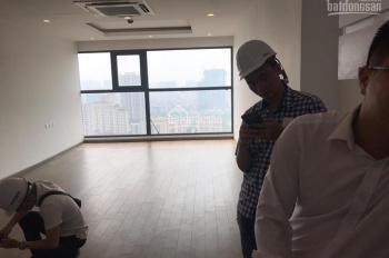 Cho thuê CHCC FLC Twin Towers, tầng 20, 98m2, căn góc, 2PN, 10 triệu/tháng. LHTT: 0896652965