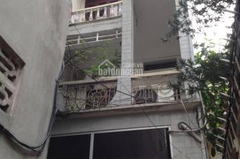 Cho thuê nhà riêng phố Tuệ Tĩnh Thể Giao DT 40m2, 4 tầng đủ đồ, giá 15tr/th