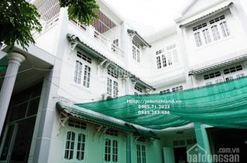 Bán nhà mặt tiền đường Hồ Sỹ Tân, gần cầu Thuận Phước