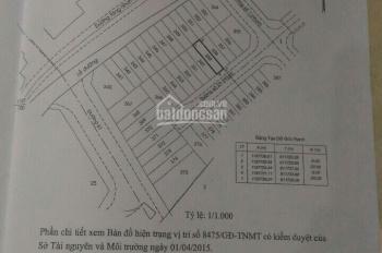 Bán đất trung tâm thương mại kế Cao đẳng Công Thương, đường Tăng Nhơn Phú, Quận 9