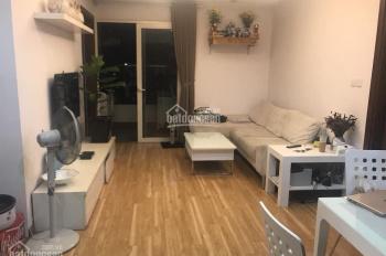 CC cho thuê căn hộ D2 Giảng Võ, DT 70m2, 2PN, đầy đủ nội thất, giá 13tr/tháng. LH: 0971682992
