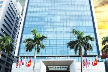 Cho thuê tòa VP hạng A CMC Tower, Cầu Giấy. Chỉ từ 420.000đ/m2/th