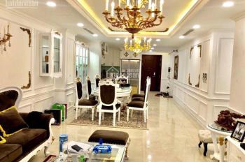 Cho thuê căn hộ chung cư Mandarin Garden Garden, diện tích 172m2, 3PN, đủ đồ, giá 23.5 tr/tháng