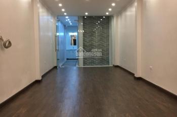 Bán nhà mặt phố Thanh Nhàn-Tân Lập, DT 73m2, 7 tầng thang máy vỉa hè rộng KD tốt, SĐCC, giá 12,5 tỷ