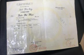 Chính chủ cần bán nhà phân lô kinh doanh được lộc đường Quang Trung, P. La Khê, LH Diep 0972124488