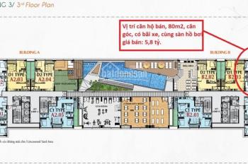 Bán gấp hòa vốn căn hộ Hưng Phúc Premier Phú Mỹ Hưng, đường Nguyễn Lương Bằng
