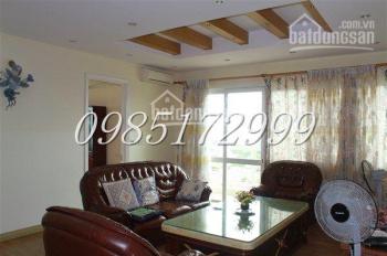 Bán căn hộ 4 phòng ngủ diện tích 153m2 ở khu đô thị Nam Thăng Long - Ciputra Hà Nội giá 4,5 tỷ