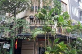 Nhà căn góc mặt tiền 14m, ngõ 193 phố Trung Kính. DT 70m2 x 6 tầng làm văn phòng, trung tâm ĐT, spa