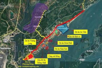 Bán đất nền khu Vân Đồn, Quảng Ninh, giá đầu tư cực tốt, liên hệ 0911120228