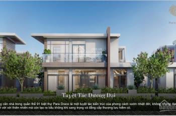 Biệt thự nghỉ dưỡng cao cấp ngay Bãi Dài Cam Ranh, cam kết cho thuê 85% giữ chỗ 300tr LH 0917888658