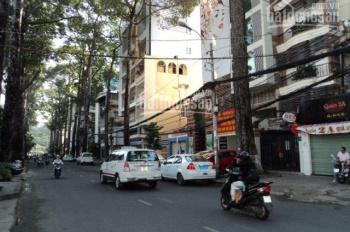 Bán nhà mặt tiền đường Bà Hạt, gần Nguyễn Tri Phương, DT: 4.5 x 20 mét, 3 lầu mới