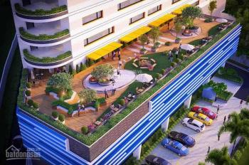 Trung tâm thương mại và văn phòng đường Ung Văn Khiêm cho thuê từ 150m2 - 300m2 tới 2.000m2
